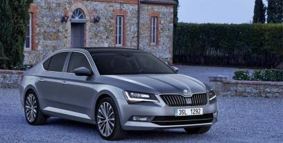 Skoda Superb III Liftback 1.4 TSI 150KM 110kW 2015-2018