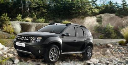 Dacia Duster I SUV Facelifting 1.5 dCi  110KM 81kW 2013-2015