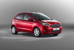 Ford Ka Plus I Hatchback 5d