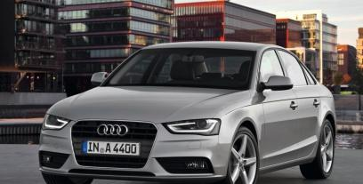 Audi A4 B8 Limousine Facelifting 3.0 TDI clean diesel 245KM 180kW 2014-2015