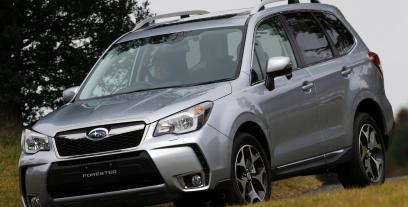 Subaru Forester IV Terenowy