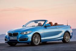BMW Seria 2 I Cabrio Facelifting