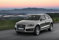 Audi Q5 I SUV Facelifting 2.0 TFSI 225KM 165kW od 2012 - Oceń swoje auto