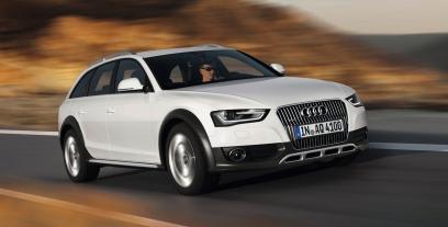 Raport Spalania Audi A4 B8 Allroad Quattro Facelifting Zużycie