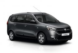 Dacia Lodgy Minivan Facelifting