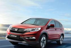 Honda CR-V IV SUV Facelifting