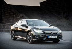 Honda Civic X Sedan 4d