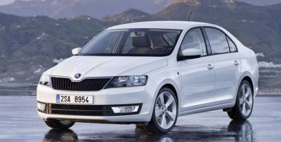 Skoda Rapid II Spaceback Facelifting 1.0 TSI 95KM 70kW 2017-2018