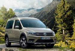 Volkswagen Caddy IV Caddy ALLTRACK -
