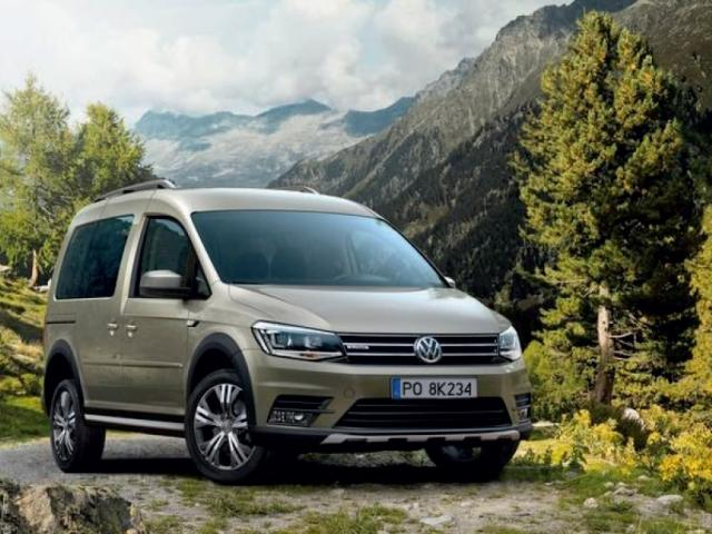 Volkswagen Caddy IV Caddy ALLTRACK - Usterki