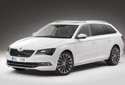 Skoda Superb III Kombi -