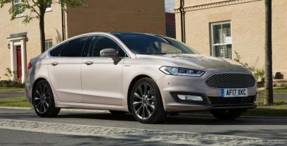 Ford Mondeo Vignale I Hatchback 2.0 TDCi Twin-Turbo 210 KM 154 kW