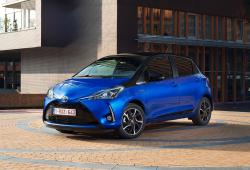 Toyota Yaris III Hatchback 5d Facelifting 2017 -