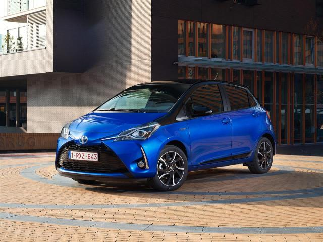 Toyota Yaris III Hatchback 5d Facelifting 2017 1.5 Dual VVT-iE 111KM 82kW od 2017