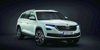 skoda kodiaq suv dane techniczne. Black Bedroom Furniture Sets. Home Design Ideas