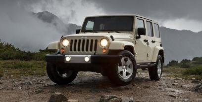 Jeep Wrangler III Rubicon 5d 2.8 CRD 200KM 147kW 2015-2018