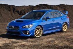 Subaru WRX STI I Sedan Facelifting