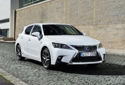 Lexus CT I Hatchback 5d Facelifting 2017