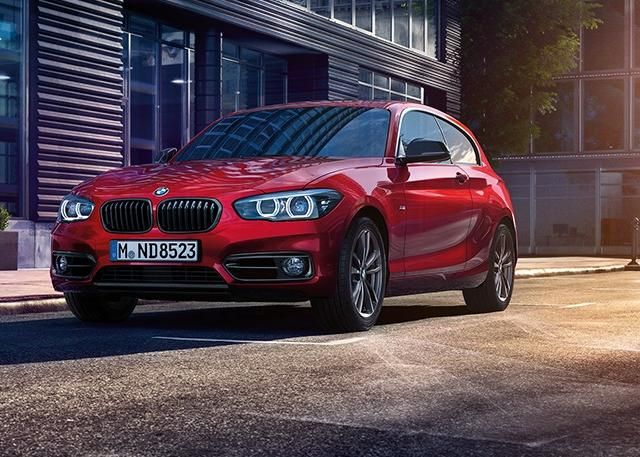 BMW Seria 1 F20-F21 Hatchback 3d Facelifting 2017 -