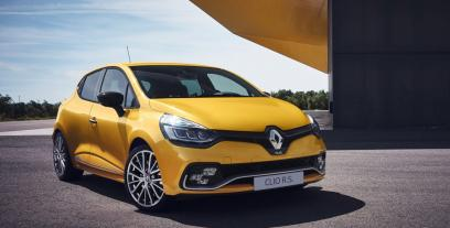 Renault Clio IV RS Facelifting 1.6 Turbo 220 KM 162 kW