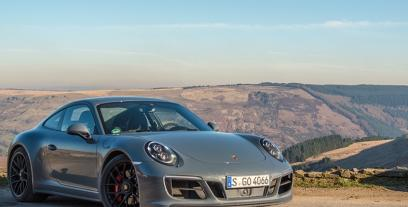 Porsche 911 991 4 GTS Coupe Facelifting 3.0 450KM 331kW 2017-2019