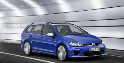 Volkswagen Golf VII R Variant Facelifting 2.0 TSI BMT 310 KM 228 kW