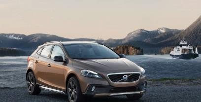 Volvo V40 II Cross Country Facelifting 2.0 D2 120KM 88kW 2016-2019