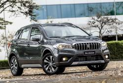 Suzuki SX4 II S-cross Facelifting -
