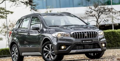 Suzuki SX4 II S-cross Facelifting
