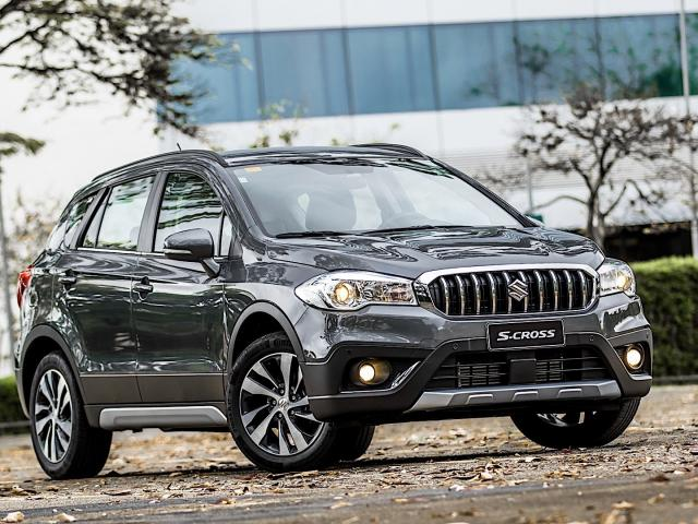 Suzuki SX4 II S-cross Facelifting 1.0 BOOSTERJET 110KM 81kW od 2016
