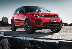 Land Rover Range Rover Evoque SUV Coupe Facelifting -
