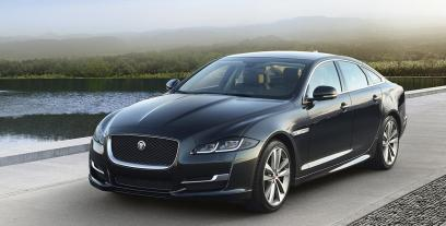 Jaguar XJ VII X351 Sedan LWB Facelifting 3.0 D 300 KM 221 kW