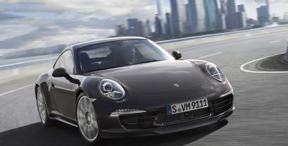 Porsche 911 991 Carrera 4/4S Coupe Facelifting 3.0 370KM 272kW od 2015