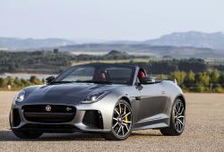Jaguar F-Type Kabriolet Facelifting -