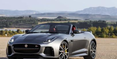 Jaguar F-Type Kabriolet Facelifting