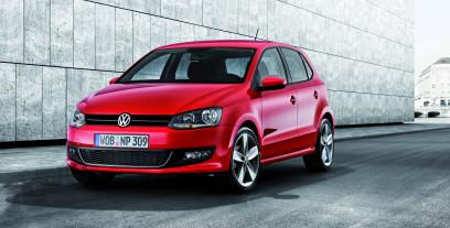 Volkswagen Polo V Hatchback 5d Facelifting 1.2 TSI BlueMotion Technology 110KM 81kW 2014-2017