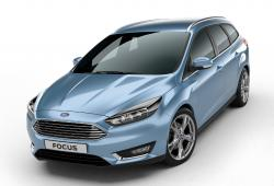 Ford Focus III Kombi Facelifting 1.6 Ti-VCT 85 KM 63 kW