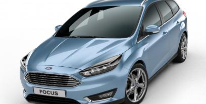 Ford Focus III Kombi Facelifting 1.6 TDCi 95KM 70kW 2014-2018