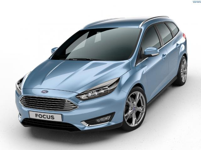 Ford Focus III Kombi Facelifting