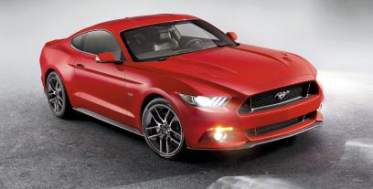 Ford Mustang VI Fastback 5.0 Ti-VCT 421 KM 310 kW
