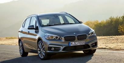 BMW Seria 2 I Active Tourer 220d 190 KM 140 kW
