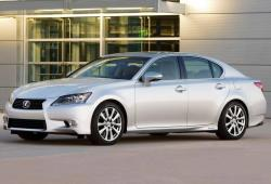 Lexus GS IV Sedan Facelifting -