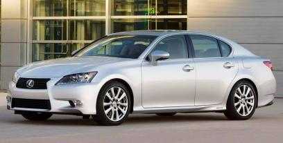 Lexus GS IV Sedan Facelifting 450h 345KM 254kW od 2015
