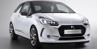 DS 3 Hatchback Facelifting 2016 1.2 PureTech 110KM 81kW od 2016
