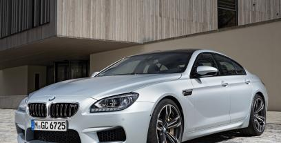 BMW Seria 6 F06-F12-F13 M6 Coupe Facelifting M6 560 KM 412 kW