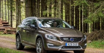 Volvo V60 I Cross Country 2.5 T5 254 KM 187 kW