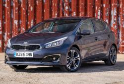 Kia Ceed II Hatchback 5d Facelifting