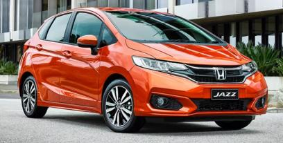 honda jazz iv mikrovan facelifting 1 5 i vtec 130km 96kw od 2017 dane techniczne. Black Bedroom Furniture Sets. Home Design Ideas