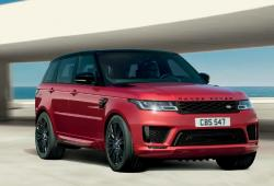 Land Rover Range Rover Sport II SUV Facelifting - Dane techniczne