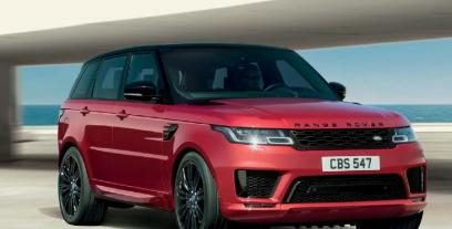 Land Rover Range Rover Sport II SUV Facelifting 2.0L SD4 240 KM 177 kW
